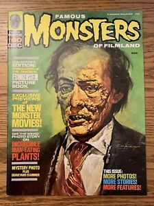 Famous Monsters of Filmland # 60 VF- Warren Publishing