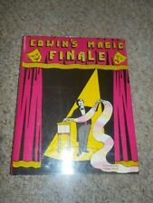 Edwins Magic Finale Book 1991 First Ed