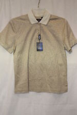 """NWT CALLAWAY GOLF 60""""s Two-Ply Cotton Womens Golf Polo Size S-B115"""