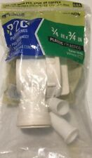 Blue Hawk 68A #0073256 3/4inx3/4in Plastic Push To Connect P2C