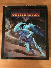 Amiga Obliterator Computer Game With Box And Instructions