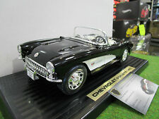 CHEVROLET CORVETTE Cabriolet 1957 nr 1/18 YATMING ROAD SIGNATURE 92018 voiture