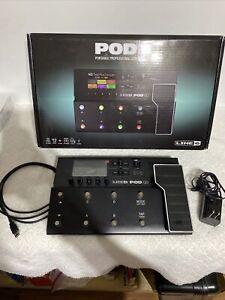 Line 6 POD Go Guitar Processor