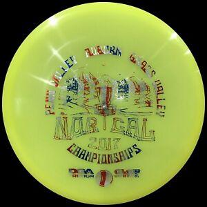 DGA Glow Tremor Disc Golf Midrange 177g