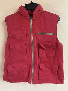 Orvis Fishing Vest Sz M