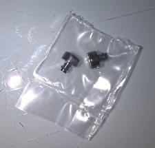 GENUINE CASIO G-SHOCK FROGMAN GWF-T1030 GWF-1000 RD B TWO BLACK DLC FACE STUDS
