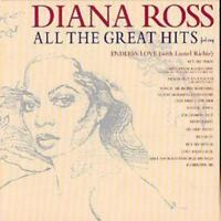 Diana Ross : All The Great Hits CD (2001) ***NEW*** FREE Shipping, Save £s
