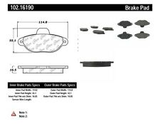 Metallic StopTech 102.02010 Brake Pad