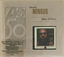 CHARLES MINGUS BLUES & ROOTS CD ATLANTIC RECORDING GROUP 1998 FAST DISPATCH