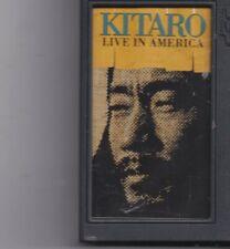 Kitaro-Live In America DCC Cassette