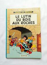 BD - Johan & Pirlouit 3 Le lutin du bois aux roches 1967 PEYO / DUPUIS DOS ROND