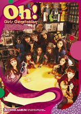 SNSD GIRLS' GENERATION [OH] 2nd Album CD+Photobook+Photocard K-POP SEALED