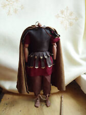 "1:6 Scale Ancient soldier Roman general Russell cloak Coat For 12"" Figure Body"