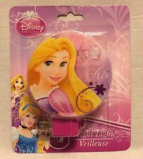 Disney Princess Rapunzel NightLight Kids'Room Decor Wall Plug New Free Ship