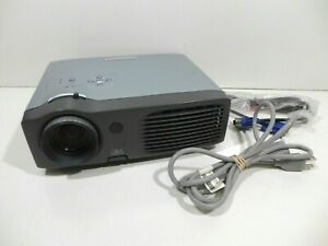 Optoma EP738 DLP HD Projector Projection System 860 Hours Tested 1800 Lumens