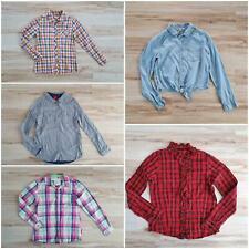 5x Mädchen Blusen Hemden Paket Esprit, s.Oliver, H&M, Benetton Gr. S 134/140/146