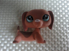 Littlest Pet Shop # 2046 Dachshund Dog LPS CHIEN HUND TECKEL