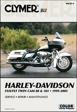 1999-2005 Harley Davidson FL Road King Electra Glide CLYMER REPAIR MANUAL