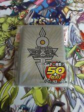 Yu-gi-oh 50 protège carte Sleeves zexal gris grey yuma