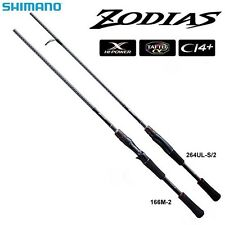 Shimano Zodias 1610M-2 Baitcasting Rod For Bass Game Fishing