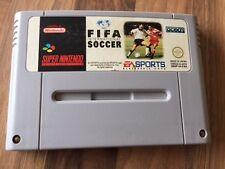 Super Nes :      FIFA INTERNATIONAL SOCCER      PAL EUR