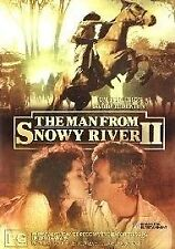The Man from Snowy River II -  (DVD, 2004)  - NEW & SEALED