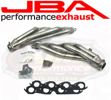 JBA 1822S Stainless Steel Cat4ward Shorty Headers 96-00 GM Truck 7.4L 454 V8