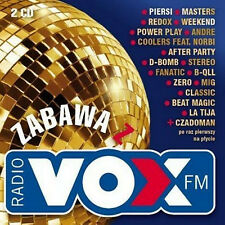 Zabawa z Radio Vox FM (CD 2 disc)  2014 NEW