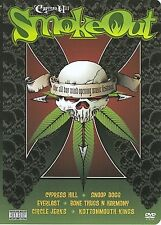 CYPRESS HILL - THE SMOKE OUT FESTIVAL DVD Smokeout Snoop Dogg Circle Jerks