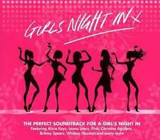 GIRLS NIGHT IN NEW CD ~ VARIOUS ARTISTS ~ FREE POSTAGE ~ CHRISTMAS GIFT!
