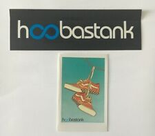 2 Hoobastank Stickers Rare Promo Rock Island Records Music