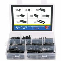 Quality Dip Ic Sockets Kit Great Electronic Component For Pcb Board 122-Pc