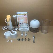 Thane Reliant Thunderstick Immersion Hand Blender - HA-3053BC - New Open Box