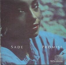 Promise by Sade CD 1985 Portrait