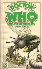 Doctor Who And The Green Death by Malcolm Hulke (1975~Paperback)