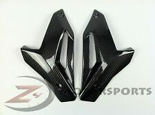 2014-2017 BMW S1000R Lower Bottom Belly Pan Panel Cowl Fairing 100% Carbon Fiber