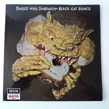 Black Cat Bones - Barbed Wire Sandwich - Vinyl LP UK 1st Press NM/NM Decca Nova
