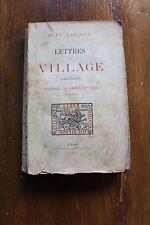 Jean LAVIGNE - lettres du village - SAONE et LOIRE - à MACON en 1880