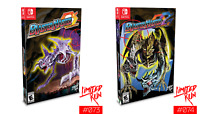 Switch Bundle Limited Run #73 #74 Blaster Master Zero 1 & 2 Classic Edition Pack