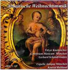 Altbairische Weihnachtsmusik