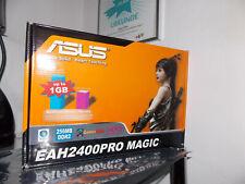 ASUS ATI RADEON EAH2400PRO MAGIC - 256MB - DVI / VGA - GRAFIKKARTE - OVP