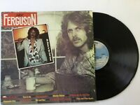 JAY FERGUSON ‎All Alone In The End Zone 1976 MINT Vinyl LP Asylum 7E1063