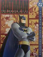 BATMAN - The Animated Series Volume 1 DC Comics Classic Collection DVD Box R1