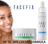 Lactic Acid Peel, Cream - 10%, 15%, 20%, 30% + Op Neutraliser & Serum, FACEFIX