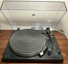 Vintage Technics SL-2000 Stereo Turntable Vinyl VGC