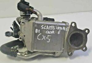 VALVOLA EGR MAZDA 2 3 CX-3  RADIATORE GAS DI SCARICO S550-2030Y 1.5 BENZINA