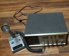 New ListingVintage Sbe Console Ii Cb Base Station W/ Amplified Desk Mike