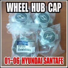 Hyundai 2001-2006  Santafe Wheel Hub Cap 4PCS=1Set Genuine OEM 52960-26200