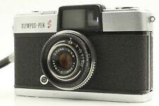 【NEAR MINT】 Olympus PEN S 35mm Half Frame Film Camera w/ Strap from Japan