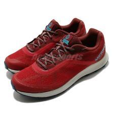 Merrell MTL Skyfire GTX Gore-Tex Magma Red Blue Men Trail Running Shoes J066399